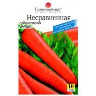 Морковь Несравненная /10 г/ *Солнечный Март*