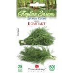 Укроп Компакт /1500 семян/ *Солнечный Март*