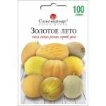 Дыня Золотое Лето смесь /100 семян/ *Солнечный Март*