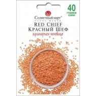 Чечевица Красный шеф /40 г/ *Солнечный Март*