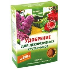 Удобрение для декоративных кустарников /300 г/ *Чистый лист*