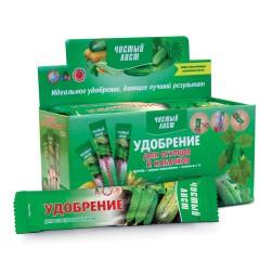 Удобрение для огурцов и кабачков /100 г/ *Чистый лист*