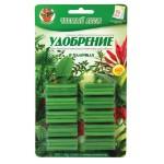 Удобрение для декоративно-лиственных /60 палочек/ *Чистый лист*