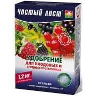 Удобрение для плодовых и ягодных кустарников /1,2 кг/ *Чистый лист*
