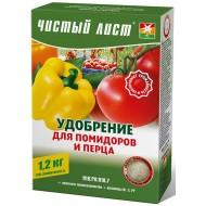 Удобрение для помидора и перца /1,2 кг/ *Чистый лист*