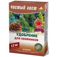 Удобрение для хвойников /1,2 кг/ *Чистый лист*