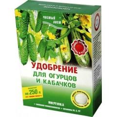 Удобрение для огурцов и кабачков /300 г/ *Чистый лист*