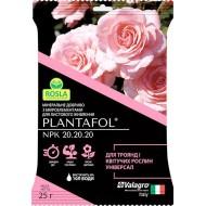 Удобрение ПЛАНТАФОЛ для роз и цветущих растений /25 г/ *Valagro*